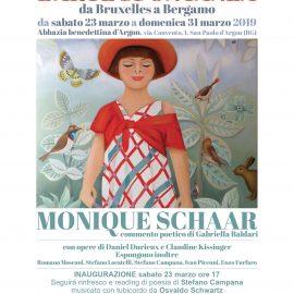 L'ARTE SPONTANEA da Bruxelles a Bergamo – 2019